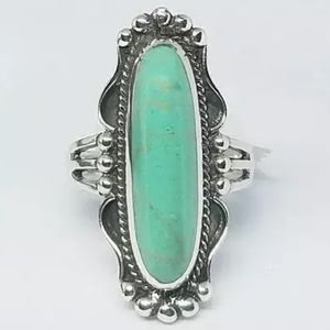 Jewelry - COMING SOON!Vintage 925 Sterling Silver Turquoise